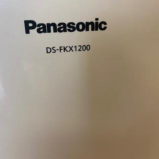 Panasonic電気ファンヒーター