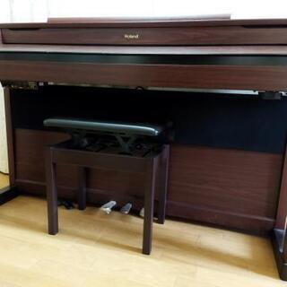 電子ピアノ Roland HP307-GP 2010年製