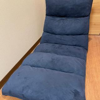 折り畳み式クッション座椅子