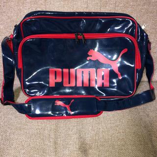PUMA   エナメルバック