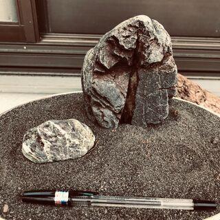 自然石 盆石 鑑賞石