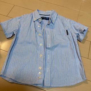 男の子 シャツ 夏物 100