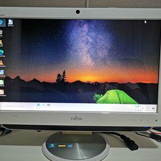 格安 「ハイスペック」一体型デスクトップ FUJITSU …