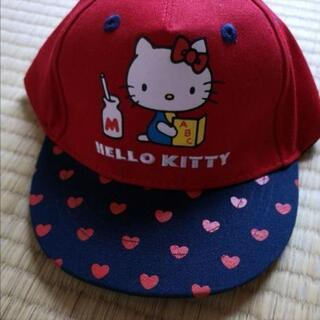 HELLO KITTY帽子②