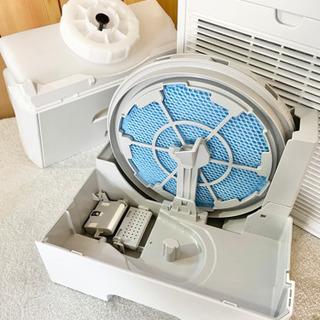 美品 ダイキン DAIKIN ストリーマ 加湿空気清浄機 MCK55 - 家電