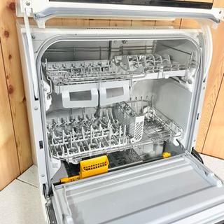 パナソニック Panasonic NP-TR7 食器洗い乾燥機 エコナビ - 名古屋市