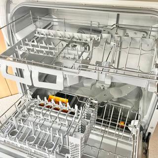 パナソニック Panasonic NP-TR7 食器洗い乾燥機 エコナビ - 家電