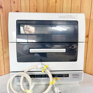 パナソニック Panasonic NP-TR7 食器洗い乾燥機 エコナビの画像
