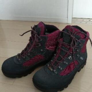 SIRIO登山靴 24.5cm