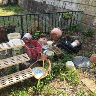 木材・浴槽・植木鉢・コロニアル等 - 売ります・あげます