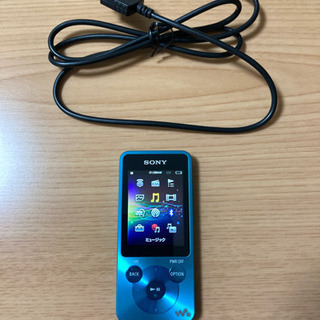 SONY ソニー ウォークマン NW−S786 32GB