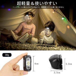【新品・未使用】USB充電式 LEDライト - 千代田区