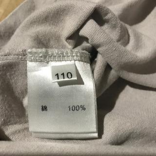 子供服 size 110 半袖 恐竜 - 子供用品