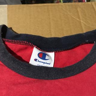 子供服 size 110 赤 半袖 - 葛飾区