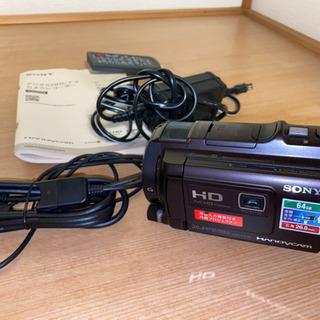 SONY ビデオカメラ HDR-CX630V 中古 ハンデ…