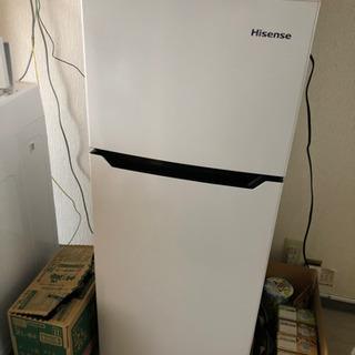 2年使用冷蔵庫、洗濯機