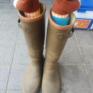 AIGLE 長靴 23・5センチ