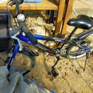 交渉中 24インチ 子供用自転車の画像