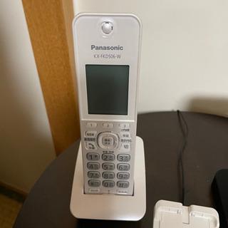 Panasonic 固定電話 値下げしました!早い者勝ち!