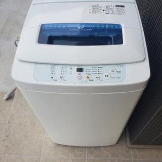 洗濯機/ハイアール製