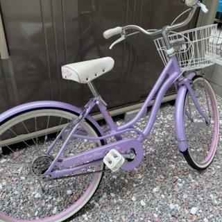 【ネット決済】子供自転車 22インチ メゾピアノ