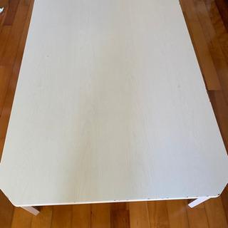 白 テーブル