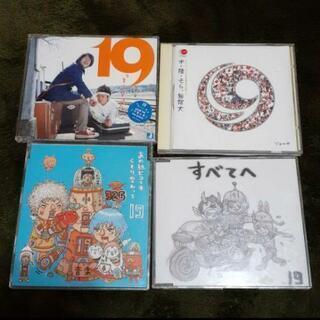 19   CD  4枚セット