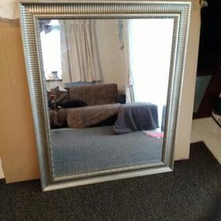 アンティーク鏡68×85