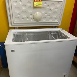 【ネット決済】冷凍庫  ホワイト JF-NC205F [1ドア ...