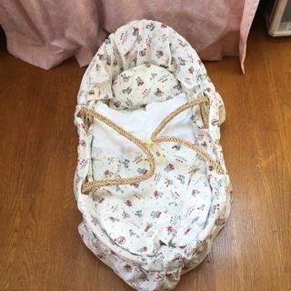 ベビー用 クーファン(クーハン、赤ちゃん用かご)