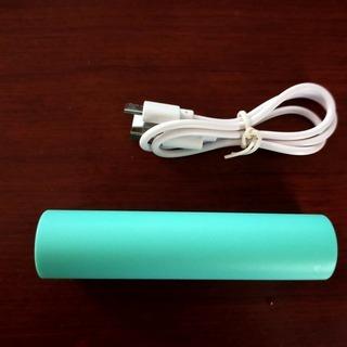 スマホポータブル充電器 micro USB