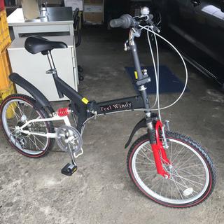【美車】折りたたみ自転車20インチ