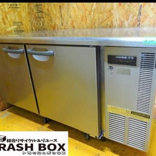 (272-1)ホシザキ 業務用 テーブル形冷凍冷蔵庫 台下冷凍冷...