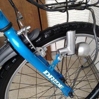 子供用自転車 26インチ 3年生位から - 防府市