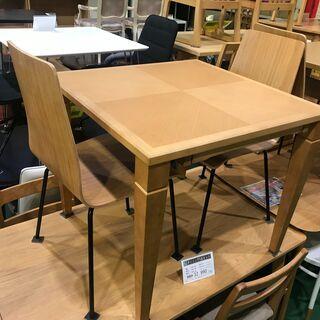 【愛品館八千代店】マルニ&IKEA ダイニング3点セット【…