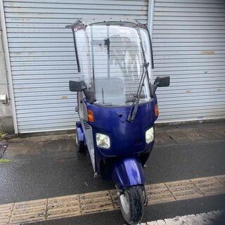 鹿児島市 ジャイロキャノピー 2サイクル カスタム