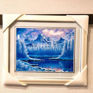 ジョン・ラッテンベリーの絵画「冬の静けさ」