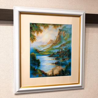 ジョン・ラッテンベリー絵画「ウィービロング」