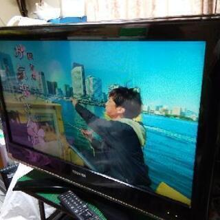 テレビ TOSHIBA 32インチ