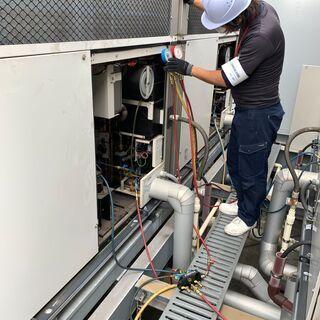 単発OK【フリーランス】青森県エリアで電気工事、エアコン修…