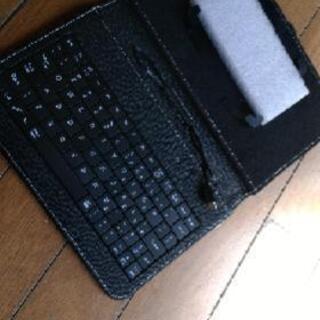 手帳型キーボード有線