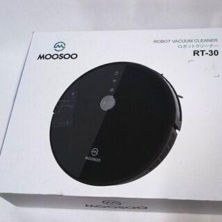 【新品】ロボット掃除機【MooSoo RT30】
