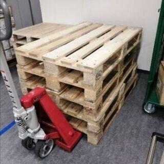 木製パレット(120cm×80cm×15cm) 引き取り限定