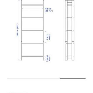 【IKEA】本棚 - 家具