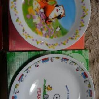 🌟未使用の非売品絵皿9枚✨