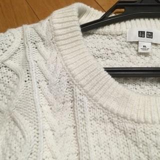 ユニクロ セーター メンズ XL