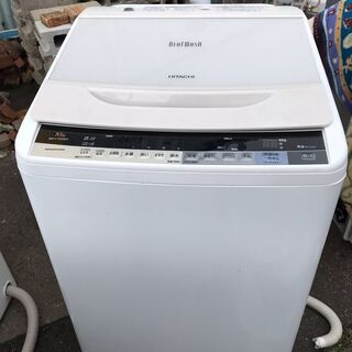 美品!!! 大容量!!! 10K洗濯機 日立 ビートウォシュ 5...