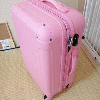 スーツケース 鍵なし