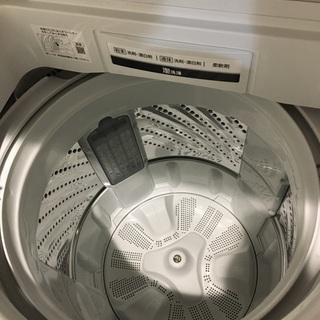 (新品)パナソニック洗濯機 7kg NA-FA70H8-W − 沖縄県
