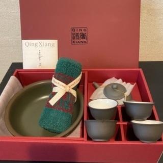 新品未使用QINGXIANG清香中国茶スターターセット